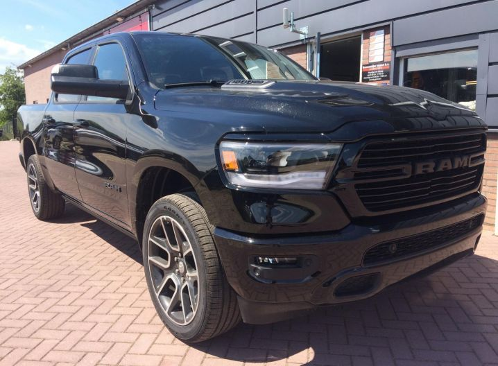 NEW! 2019 Dodge Ram 1500 Sport Zwart