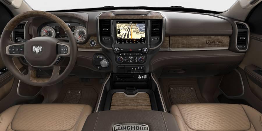 2019 Dodge Ram 1500 Longhorn Light Mountain Brown (kleuren ...