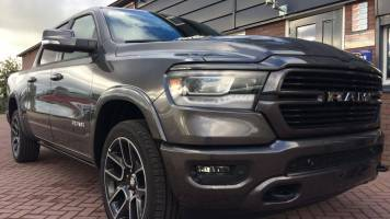 NEW! 2019 Dodge Ram 1500 Laramie Granite