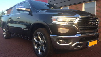 NEW! 2019 Dodge Ram 1500 Longhorn Brown