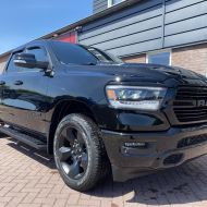 NEW! 2020 Dodge Ram 1500 Sport Zwart Quad Cab